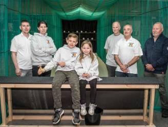 12-jarig katapulttalent start eigen club
