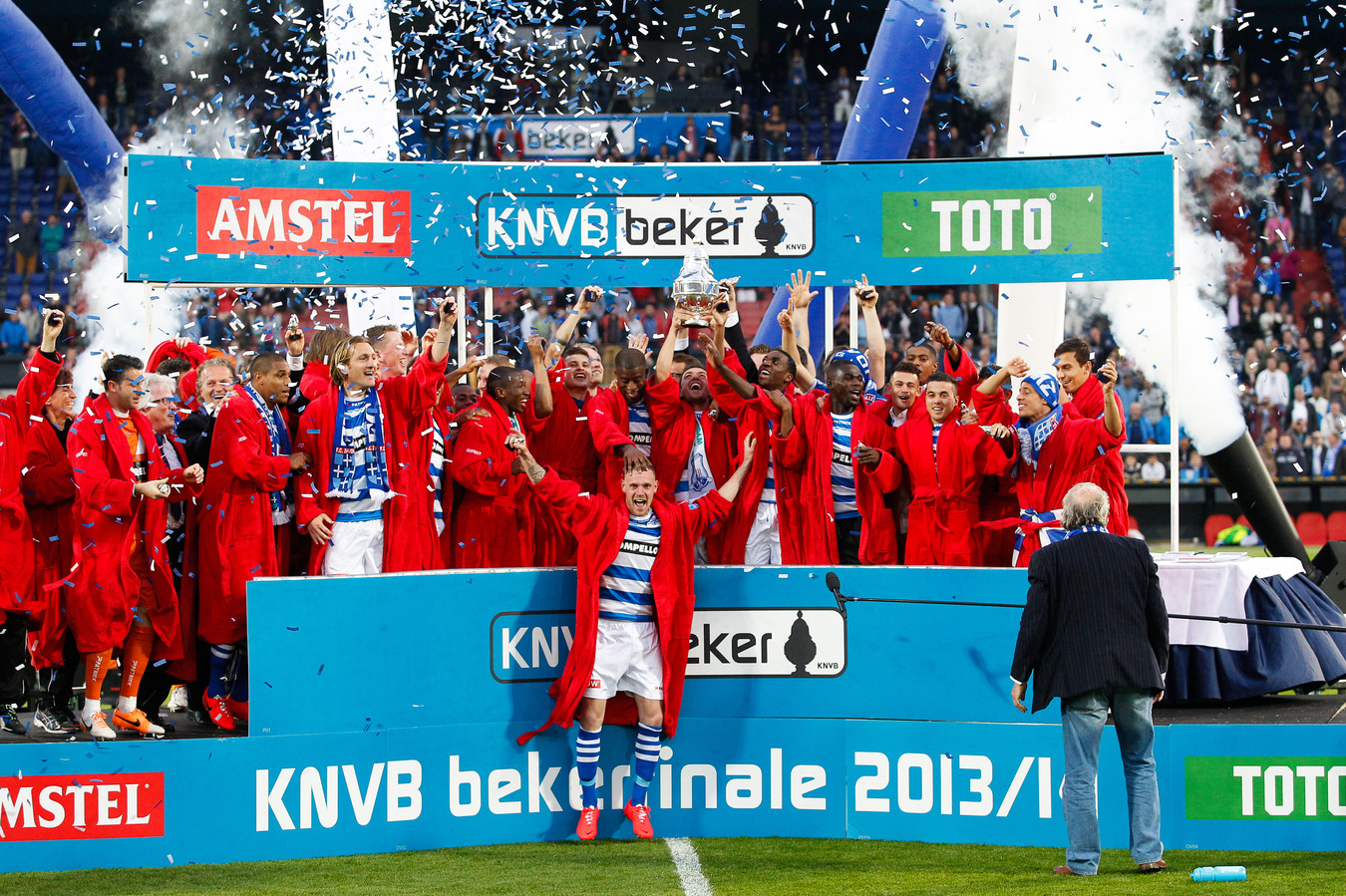 PEC wint de KNVB Beker