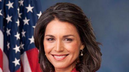 Clinton-hater, Irak-veterane én eerste hindu in Congres: ook piepjonge Tulsi Gabbard wil president VS worden