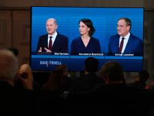 Olaf Scholz (SPD) wint ook tweede tv-debat tussen Duitse kanselierskandidaten