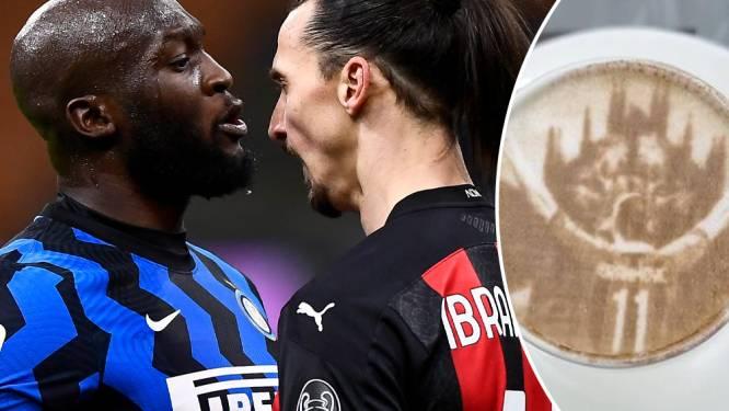 """Zlatan deelt nog eens prikje uit, maar Lukaku zet rivaliteit in zijn context: """"Zlatan is een geweldige speler"""""""