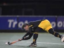 Hockeyers Den Bosch opnieuw te sterk voor Amsterdam