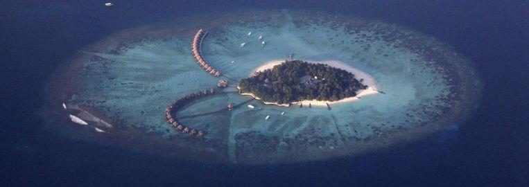 Kleine eilandstaten willen een zo streng mogelijke deal om opwarming tegen te gaan. Beeld anp