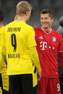 """Roy Makaay :,,Op dit moment is Lewandowski dé beste spits van de wereld, maar in potentie is Haaland zeker net zo goed."""""""