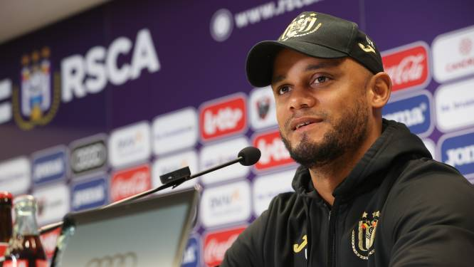 """Kompany: """"Met 0 euro kan je geen spelers halen die vijf keer beter zijn dan El Hadj of Sambi. Dat zou raar zijn"""""""