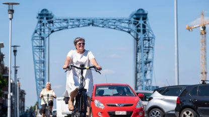 """Westdijk wordt voorlopig geen fietsstraat: """"Bekijken of dit wel past in groter netwerk"""""""