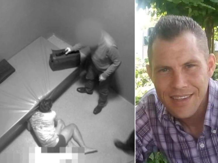 EXCLUSIEF HLN DOCU. De camerabeelden die tonen wat er op weg naar de cel exact met Jim Cooreman (36) gebeurde