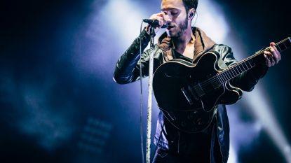 Editors stellen nieuw album voor tijdens showcase in Sint-Truiden