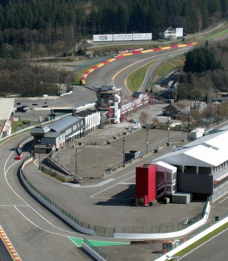 Un motard perd la vie au circuit de Spa-Francorchamps