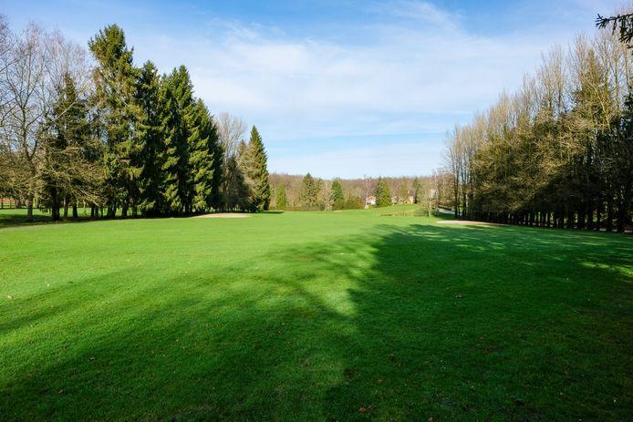 Het Golf Park in Tervuren.