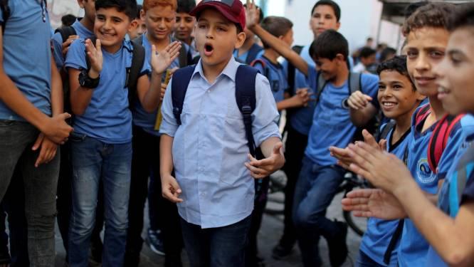 11-jarige jongen uit Gaza rapt over oorlog tussen Israël en Palestina