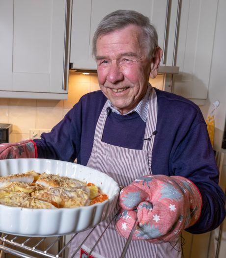 Bij Rob uit Oostkapelle is de donderdag visdag: kabeljauw uit de oven