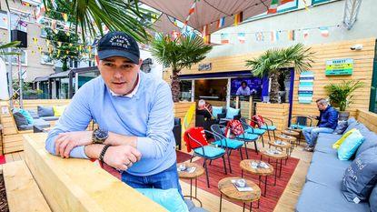 Pépé's Beach combineert cocktailbar en ijssalon