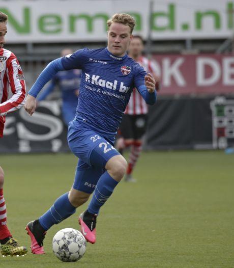 PSV-jeugdproduct Bob Melis uit Tilburg moet De Treffers verlaten
