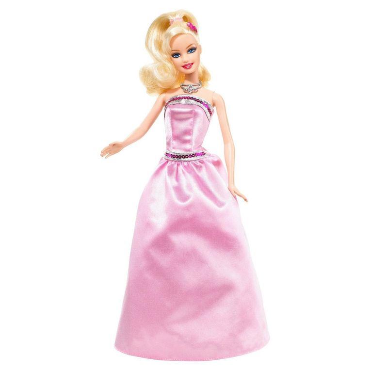 Barbie. Beeld kos
