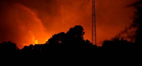"""La Sardaigne s'embrase: """"Une catastrophe sans précédent"""""""