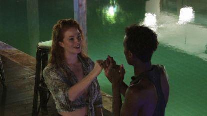 Toenadering in 'Temptation Island': Roger lijkt langzaamaan te vallen voor de charmes van Lizzy