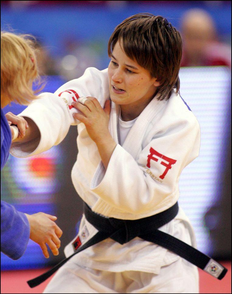 Amelie Rosseneu vocht een sterk toernooi en werd vijfde Beeld PHOTO_NEWS