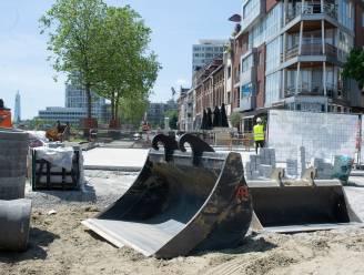 """Buurtbewoners nieuw park aan Gedempte Zuiderdokken zijn bezorgd: """"De bomen zijn hier ten dode opgeschreven"""""""