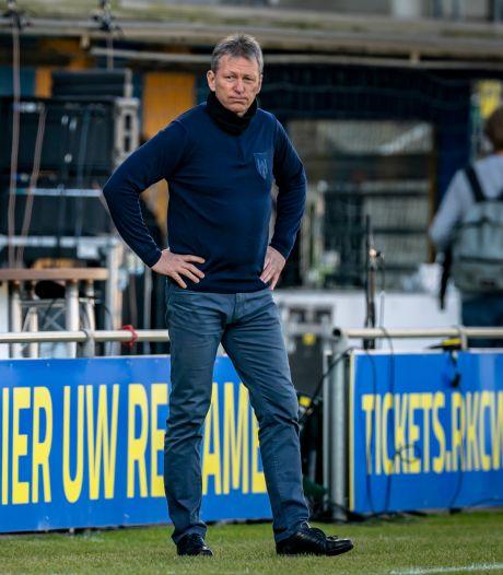 Wormuth grapt voor de camera na nederlaag Heracles: 'Het is de schuld van Hélène Hendriks'