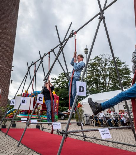 NK Brandweerslanghangen is eerste stap op weg naar heus brandweermuseum in Valkenswaard