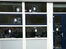 Ruiten basisschool Liendert meerdere keren ingegooid