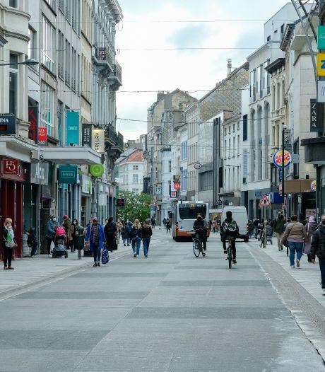 Un client mécontent emmené après une bagarre chez Bpost à Ixelles