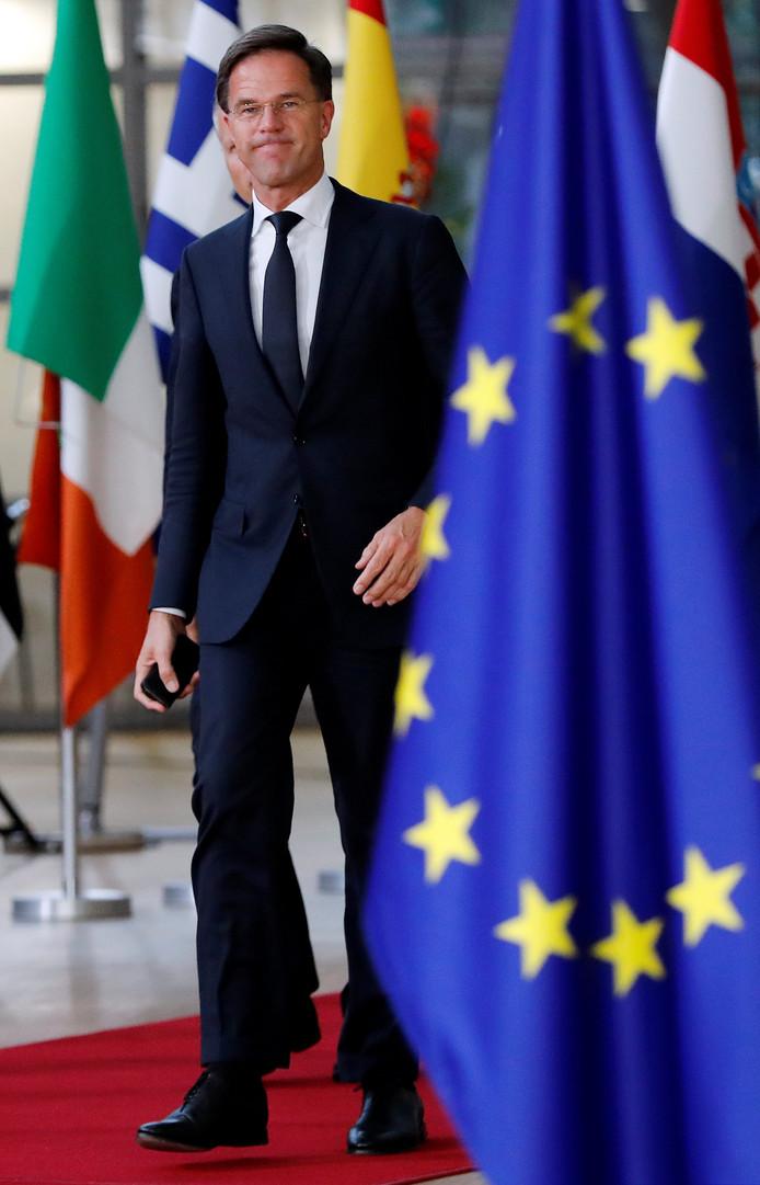 Premier Rutte zou volgens Frits Bolkenstein een prima opvolger zijn van EU-president Tusk.