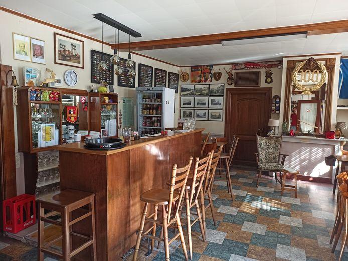 Café Den Hert in Bellem.
