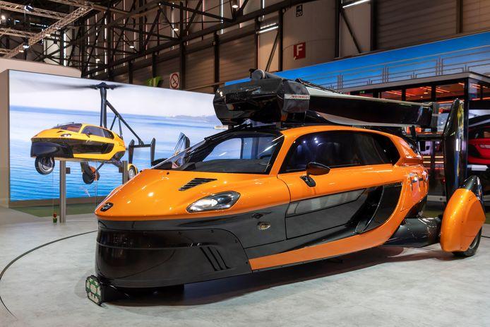 Le PAL-V Liberty Pioneer Edition, présenté à Genève, en 2019