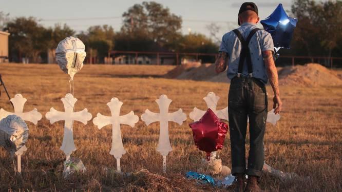 """Video opgedoken van schietpartij Texas: """"Dader schoot kleine kinderen koudweg in het hoofd"""""""