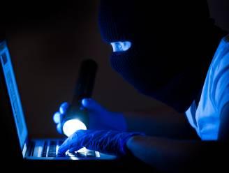 Inbrekers aan de haal met laptop en televisie