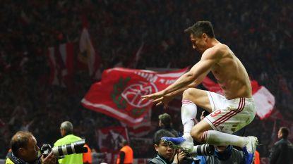 Football Talk. Bayern klopt Leipzig met 3-0 en pakt dubbel - Derde treble op rij voor Celtic - Tuchel verlengt bij PSG