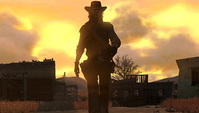 Red Dead Redemption Beeld