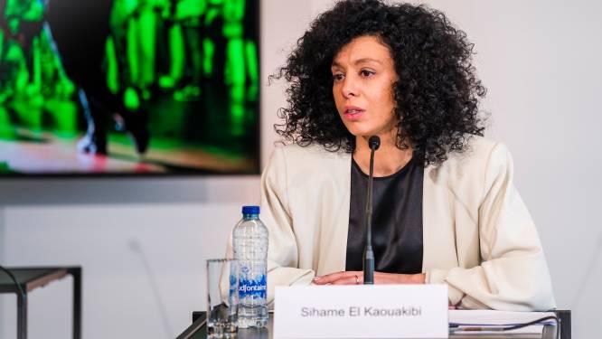 Medewerkers Sihame El Kaouakibi (Open Vld) nemen nu haar verdediging op