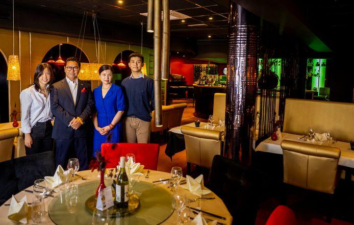 De Familie Wang van de Nieuwe Chinese Muur.