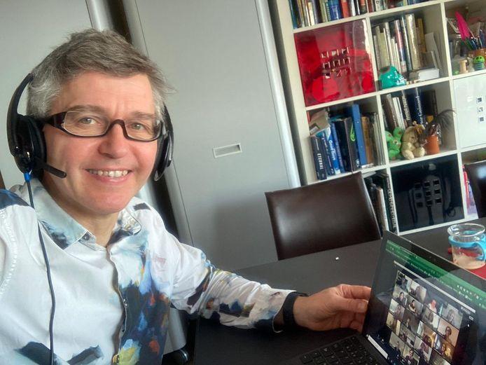 Technopolis-CEO Stephane Berghmans