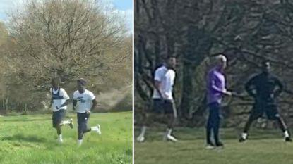 Mourinho houdt ondanks lockdown toch training met drie spelers, Portugees komt met excuses na ophef