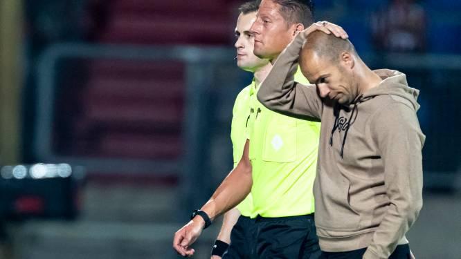 FC Groningen flink gehavend naar Ajax, irritatie bij Buijs over arbitrage