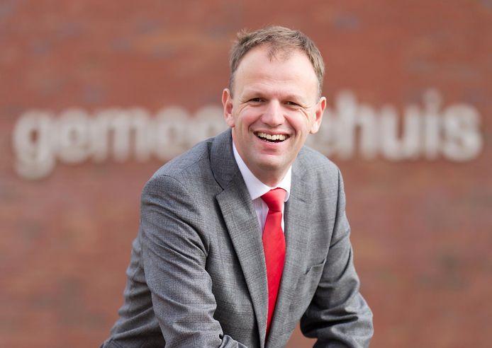 Burgemeester Christiaan van der Kamp