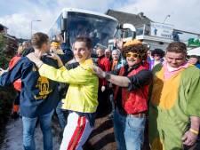 Carnavalisten Bornerbroek zetten jubileumjaar in gang met prinsenbal