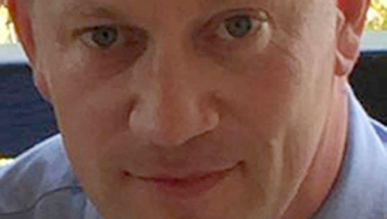Keith Palmer (48) diende al 15 jaar bij de politie. Hij is getrouwd en vader. Beeld AP