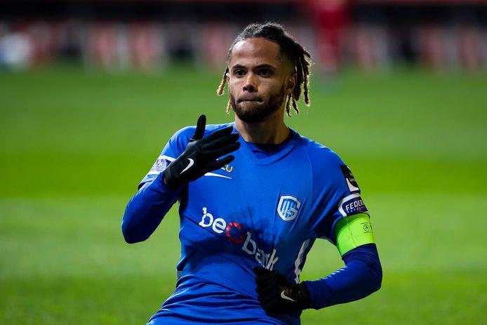 Theo Bongonda a offert les trois points à son équipe.