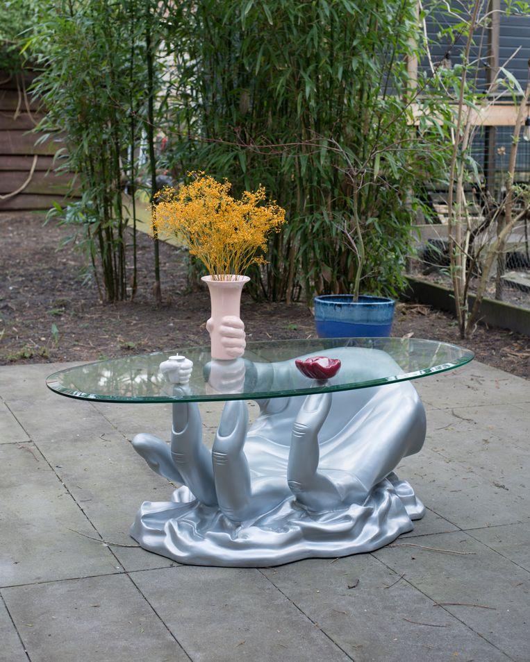 Salontafel die Gidi kocht van Andreas Beeld Annabel Miedema