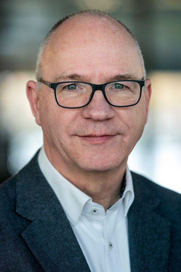 Wethouder Fred van Nistelrooij.