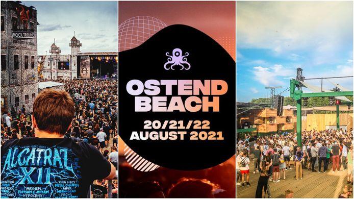 Onder andere metalfestival Alcatraz, Ostend Beach en Paradise City gaan wel door dit jaar.
