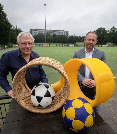 SDO in Veldhoven 75 jaar: van zandvlakte naar kunstgras