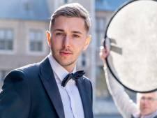 Goesenaar Kelvin probeert in Amsterdam de mooiste man van Nederland te worden