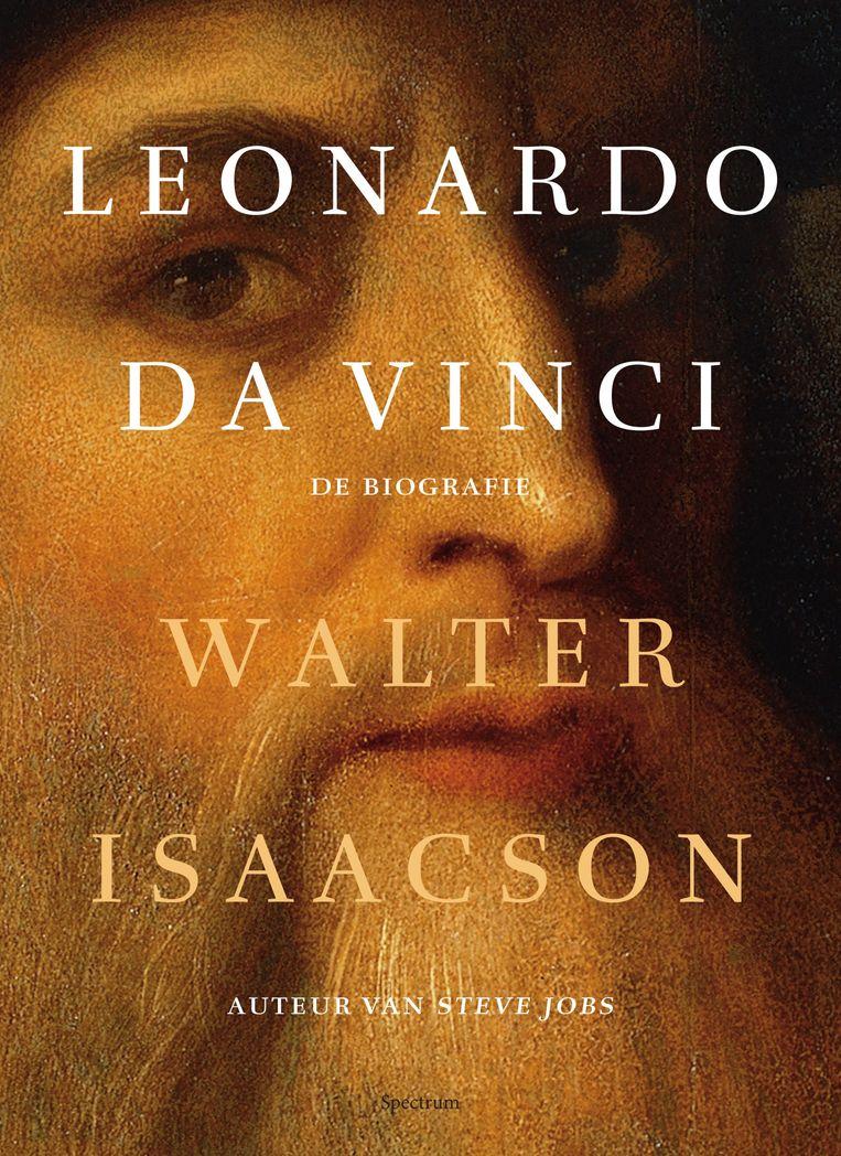 Leonardo da Vinci, Walter Isaacson, vertaling Rob de Ridder. Spectrum, 622 pagina's, 39,99 euro. Beeld TR Beeld