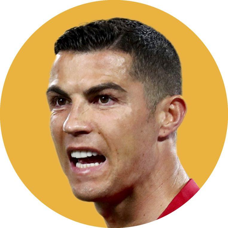 Cristiano Ronaldo. Beeld rv